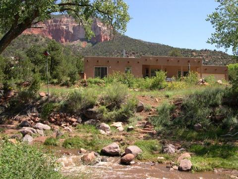 The River House at Jemez Springs